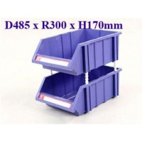 Plastic box for tools 719
