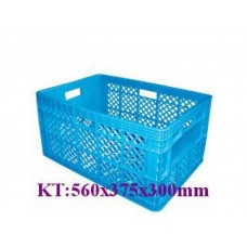 Thùng nhựa HS013
