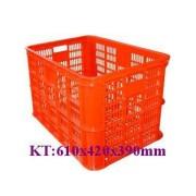 Thùng nhựa HS005