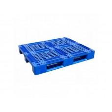 Pallet nhựa lõi sắt 1200x1000mm (tải động-tải tĩnh: 1.6-4 tấn)