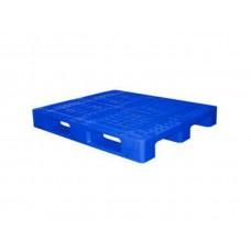 Pallet nhựa lõi sắt 1200x1000mm (tải động-tải tĩnh: 2.4-5 tấn)