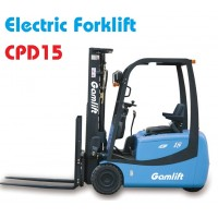 Electric forklift GamLift CPD 1.5-3 tons