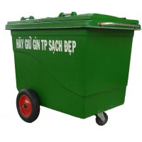 Dustbin 660 liters Botech Composite FTR019
