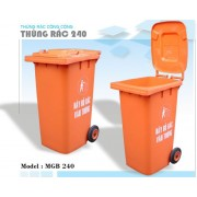 Thùng rác 240 Lít  MGB240