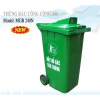 Dustbin 240 liters MGB240N